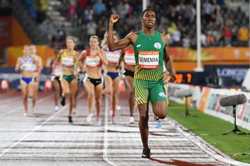 Caster Semenya takes Commonwealth 1500m gold (Getty Images)