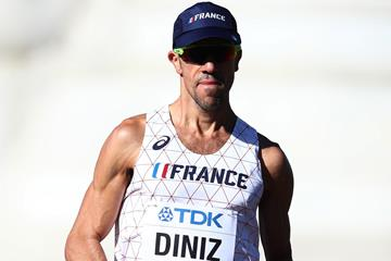 French race walker Yohann Diniz (Getty Images)