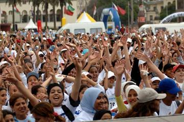 Courir pour le Plaisir - Mass Race (IAAF)