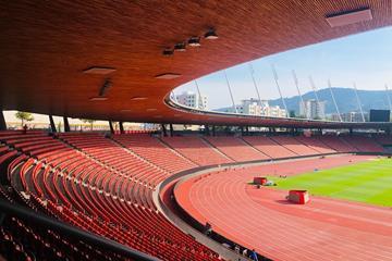 Zurich's Letzigrund Stadium (Michelle Sammet)