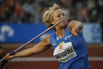 Big win for Christine Obergfoll in Ostrava (graf.cz)