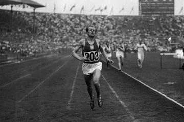 Emil Zatopek (Getty Images)