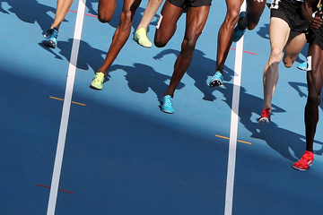 Middle-distance runners in action (Getty Images)