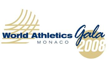 2008 World Athletics Gala Logo (IAAF.org)