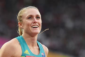 Australian sprint hurdler Sally Pearson (AFP / Getty Images)