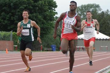 Jose Mendieta on the way to the Pan-American Combined Events Cup title (Javier Clavelo Robinson)