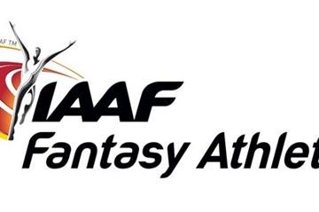 Fantasy Athletics 2012 Logo (IAAF)