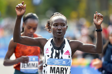 Kenyan distance runner Mary Keitany (Getty Images)