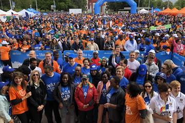 The World Health Organization's 'Walk the Talk: The Health for All Challenge' event in Geneva (WHO)