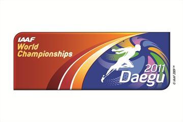 Daegu 2011 logo (IAAF.org)