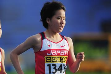 Japanese distance runner Tomoka Kimura (Getty Images)
