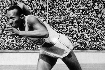 USA's Jesse Owens (Getty Images)
