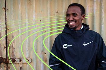 Dutch distance runner Abdi Nageeye (Dan Vernon)