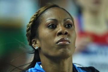 Sanya Richards-Ross of the United States competes in the Women's 400 Metres semi final during day one - WIC Istanbul (Getty Images)