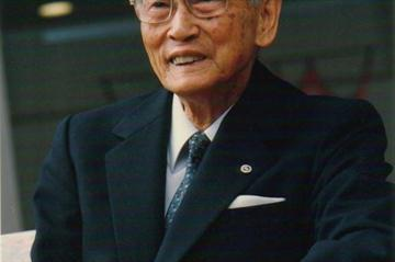 Japanese athletics legend Mikio Oda (family of Mikio Oda)