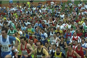 English Cross Country Championships (Getty Images)