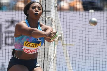 US hammer thrower Gwen Berry (Getty Images)