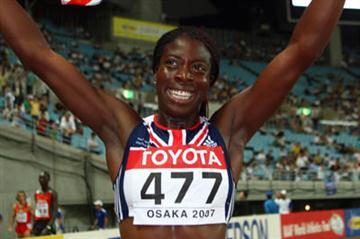 IAAF: World champion Ohuruogu leads 60 strong British ...