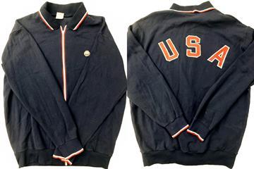 Bill Toomey's tracksuit jacket (WA)
