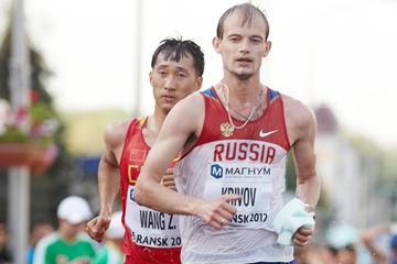 Andrey KRIVOV | Profile | iaaf.org