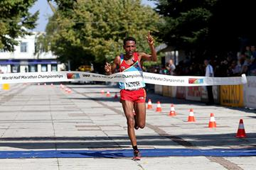 World Road Running title No. 5 for Zersenay Tadese (Getty Images)