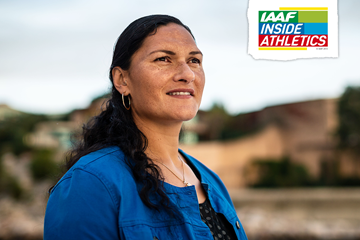 IAAF Inside Athletics - Valerie Adams (Dan Vernon)