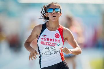 Turkish race walker Meryem Bekmez (Getty Images)