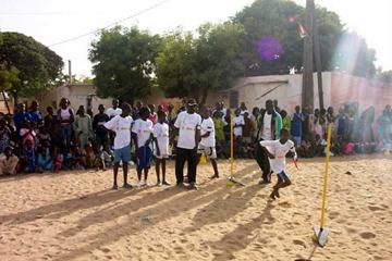 Kids' Athletics in Pikine - more activities (IAAF.org)