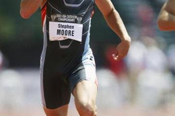 Decathlete Stephen Moore of the USA (Getty Images)