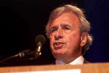 Jack Agrios - Chairman of the Board of Edmonton 2001 (Getty Images)