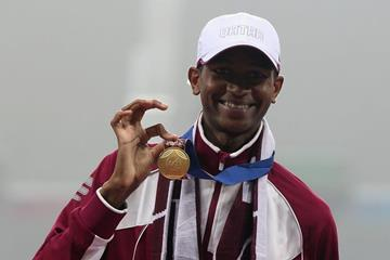 Mutaz Barshim at the 2014 Asian Games (Getty Images)
