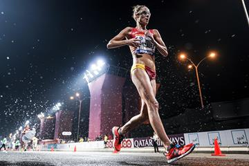 Hosting the World Athletics Race Walking Championships ()