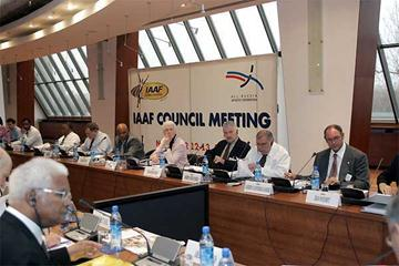 General View - IAAF Council Meeting, Moscow, Russia (sportfoto)