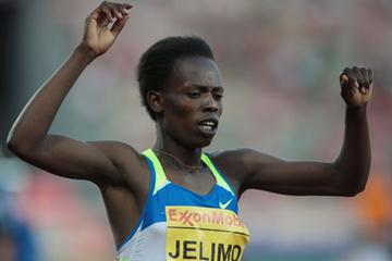Another convincing 800m win for Pamela Jelimo in Oslo (Getty Images)