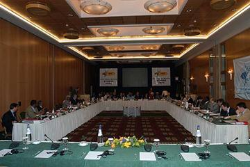 Council in Session in Athens (IAAF)