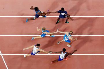 Hosting the World Athletics Relay Championships ()