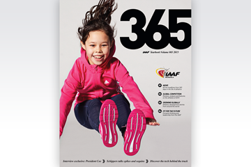 2015 IAAF Yearbook 365 (IAAF)