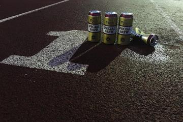 Beer Mile Cover ()