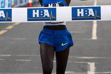 Catherine Ndereba wins the Great Australian Run (Getty Images)