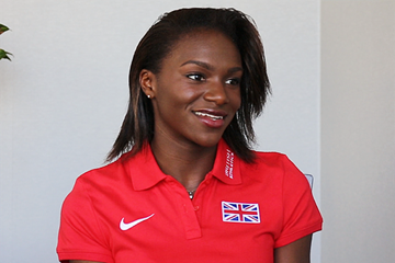 Dina Asher-Smith on IAAF Inside Athletics (IAAF)