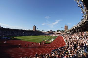 The Diamond League meeting in Stockholm (Getty Images)