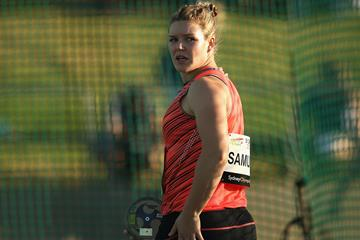 Australian discus thrower Dani Stevens (Getty Images)