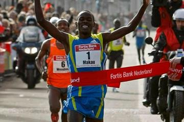 Another victory at The Hague for Patrick Makau (John de Pater)