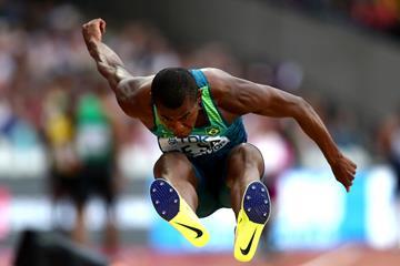 Brazilian triple jumper Mateus de Sá (Getty Images)