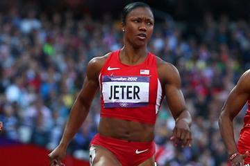 Carmelita Jeter (Getty Images)