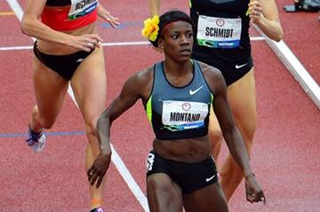 Another US 800m title for Alysia Montaño (Getty Images)