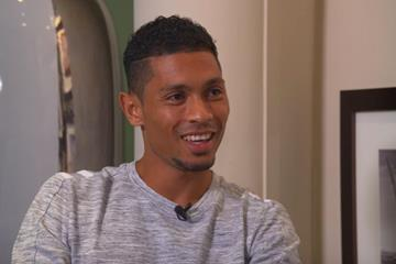 Wayde Van Niekerk on IAAF Inside Athletics (IAAF)