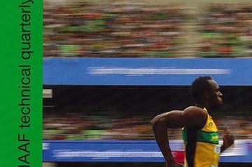 NSA cover edition 1 / 2. 2011 (IAAF)