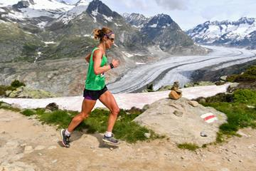 British mountain runner Sarah Tunstall (WMRA)