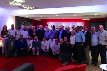 Participants at the IAAF/European Athletics Technical Delegates seminar for out-of-stadium events (IAAF)